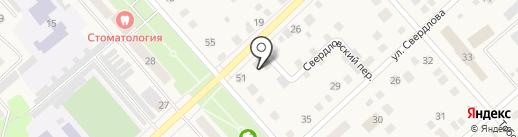 Простор на карте Ялуторовска