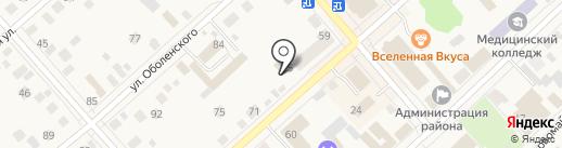 Жилсервис на карте Ялуторовска