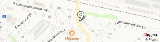 Киоск по ремонту обуви на карте Ялуторовска