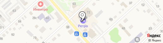 Retro на карте Ялуторовска