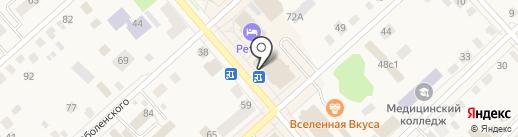 ПИРОФФ на карте Ялуторовска