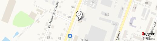 Сладкоежка на карте Ялуторовска