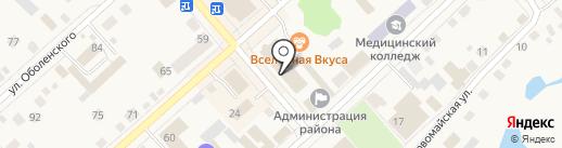 Калейдоскоп на карте Ялуторовска