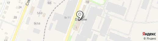 ЮниМилк на карте Ялуторовска