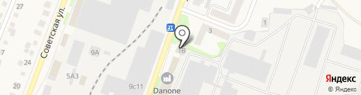Атекс на карте Ялуторовска