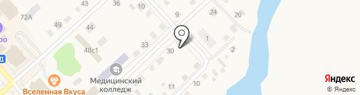 SIM-центр на карте Ялуторовска