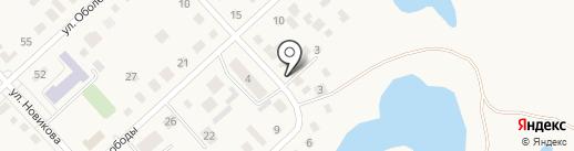Шиномонтажная мастерская на Тобольской на карте Ялуторовска