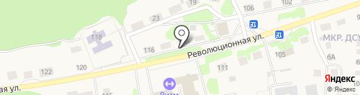 РИТЗА, ЗАО на карте Заводоуковска