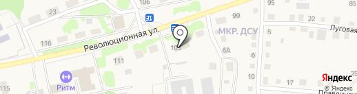 Управление Федеральной службы государственной регистрации на карте Заводоуковска