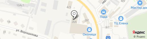 Мир Растений и Животных на карте Заводоуковска