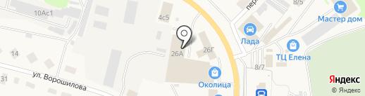 LOGO.ru на карте Заводоуковска