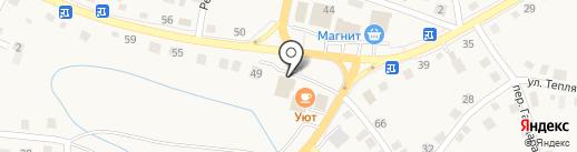 Магазин спецодежды на карте Заводоуковска