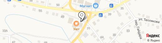 Магазин страховок на карте Заводоуковска
