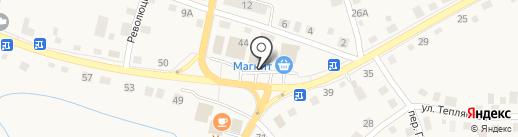 Смешанные товары на карте Заводоуковска