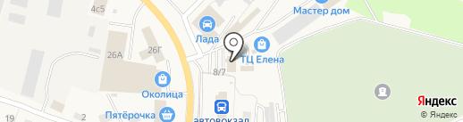 Магазин кровли и фасада на карте Заводоуковска