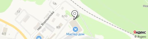 Автостекло на карте Заводоуковска