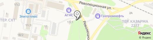 Газпром межрегионгаз Север на карте Заводоуковска