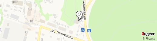 Ваш Тонус на карте Заводоуковска