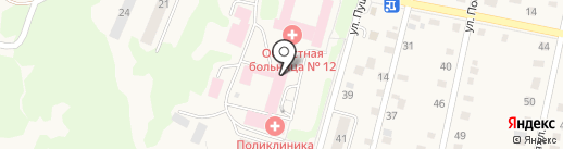 Центры здоровья на карте Заводоуковска