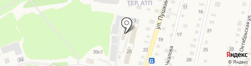 Бюро ритуальных услуг на карте Заводоуковска