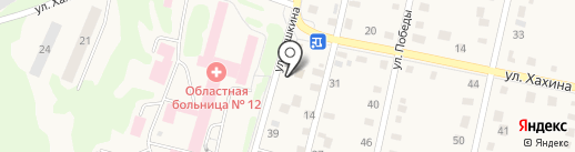 Нотариус Соколова Т.А. на карте Заводоуковска