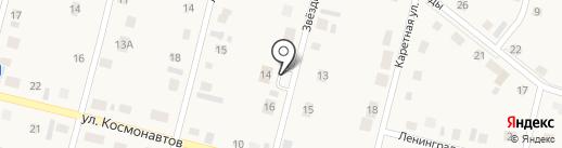 Продуктовый магазин на карте Заводоуковска