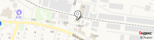 Комфорт на карте Заводоуковска