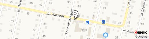 Союз, ЗАО на карте Заводоуковска