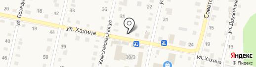 Почтовое отделение №1 на карте Заводоуковска