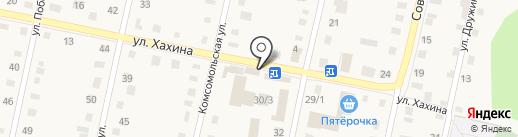 Магазин ковров на карте Заводоуковска