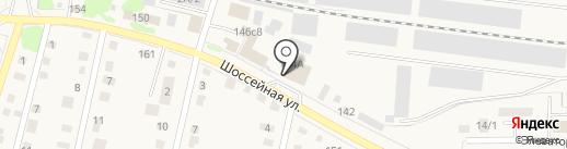 Виктория на карте Заводоуковска