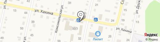 Мастерская по заточке инструментов и изготовлению ключей на ул. Фрунзе на карте Заводоуковска