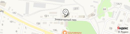 Мои документы на карте Заводоуковска