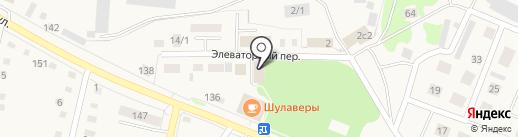 Компания на карте Заводоуковска