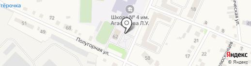 ДЮСШ на карте Заводоуковска
