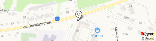 Аптека на карте Заводоуковска