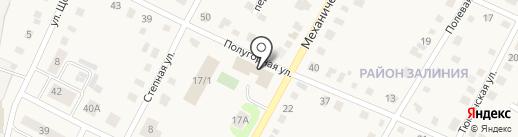 Общежитие на карте Заводоуковска
