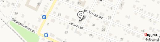 Почтовое отделение №2 на карте Заводоуковска