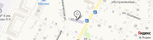 ТюмГНГУ на карте Заводоуковска