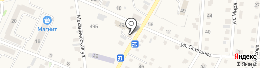 Продовольственный магазин на карте Заводоуковска