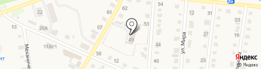 Комплексный центр социального обслуживания населения на карте Заводоуковска