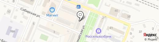 Промышленные товары на карте Заводоуковска