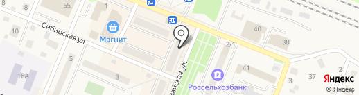 Малыш на карте Заводоуковска