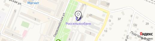 Отдел по делам архивов Администрации г. Заводоуковска на карте Заводоуковска