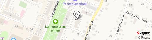 Светлана на карте Заводоуковска