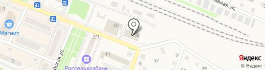 Заводоуковск на карте Заводоуковска