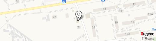 Pit-stop на карте Заводоуковска