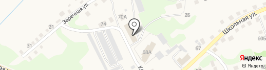 Красотка на карте Заводоуковска