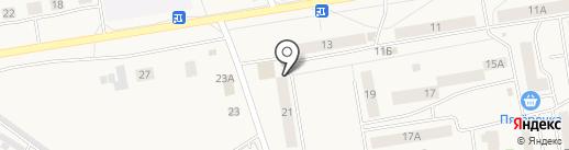 Управление гостехнадзора г. Заводоуковска на карте Заводоуковска