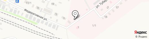 Областной противотуберкулезный диспансер на карте Заводоуковска